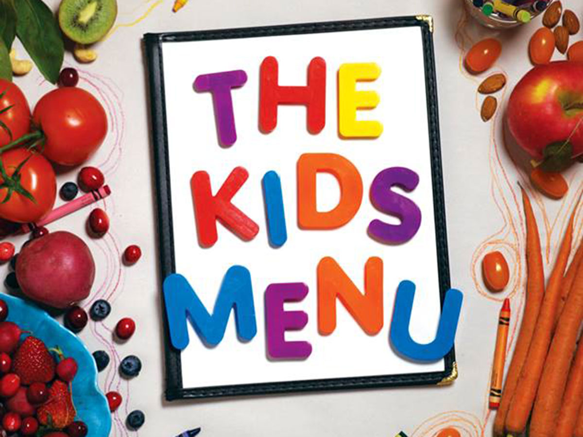Documentário The Kids Menu