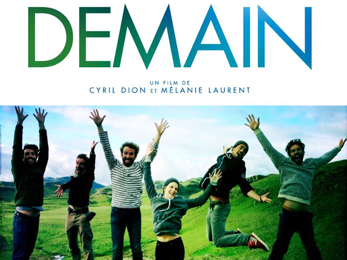 Documentario Demain